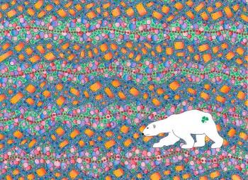 L.B. Polar Bear Shamrock